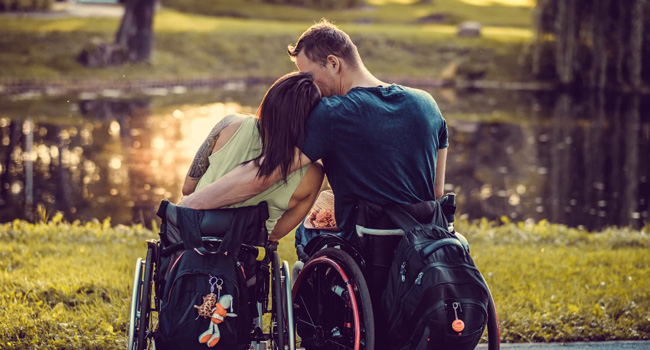 Love Stories of People with Cerebral Palsy